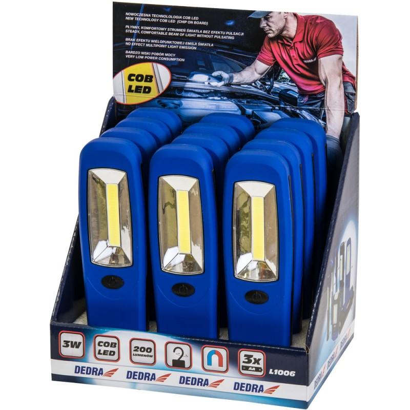 LED zseblámpák és műhelylámpák
